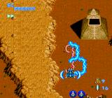 Blazing Lazers TurboGrafx-16 Nothing good will come out of that pyramid.