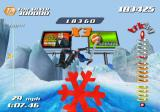 SSX Tricky GameCube That big red star is a 5x point multiplier, and I missed it!