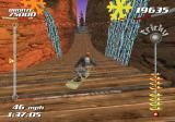 SSX Tricky GameCube Snow boarding across a wooden bridge? I'm not sure how well this will turn out...