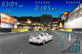 Need for Speed: Underground Game Boy Advance Trying the Drift Mode again, but now with a basic Honda Civic Si Coupe.