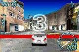 Need for Speed: Underground Game Boy Advance 3 seconds left to start the race: are you ready?