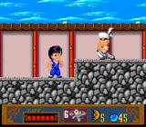 Jackie Chan's Action Kung Fu TurboGrafx-16 This guy is a tool.  Finish him quickly.