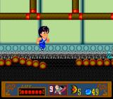Jackie Chan's Action Kung Fu TurboGrafx-16 Tricky floors here
