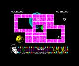 Crash Powertape September 1991 ZX Spectrum Level 3 almost complete - now head to the exit