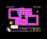 Crash Powertape September 1991 ZX Spectrum Level 3 - collect the red keys