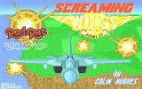 Screaming Wings Atari ST Loading screen