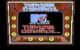 Remote Control Commodore 64 Title screen