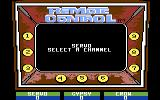 Remote Control Commodore 64 Choose a channel (category)