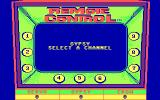 Remote Control DOS Select a channel (category)