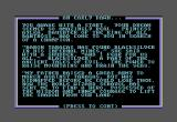 The Legend of Blacksilver Commodore 64 Intro