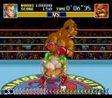 Super Punch-Out!! SNES If Bald Bull's speed were to be interrupted, the challenger may prevail.