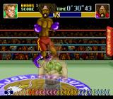 Super Punch-Out!! SNES Bob has some crazy mojo to be workin' in da ring