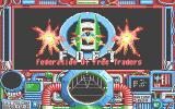 FOFT: Federation of Free Traders Atari ST Title screen