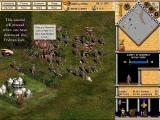 Seven Kingdoms II: The Fryhtan Wars Windows An attack by the Humans