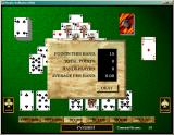 Hoyle Solitaire Windows Pyramid and my score