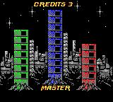 Mortal Kombat 4 Game Boy Color Each tower represents a difficulty level, with more (or less) fighters to challenge.