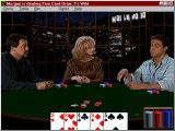 Multimedia Celebrity Poker Windows 3.x Waiting for Piscopo again...