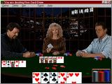 Multimedia Celebrity Poker Windows 3.x These cards'll show them!