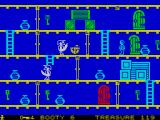 Booty ZX Spectrum Screen 2