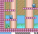 Classic Bubble Bobble Game Boy Color The beginning