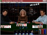 Multimedia Celebrity Poker Windows 3.x Ha! Caught Riker, I mean Frakes, smirking!
