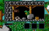 Little Puff in Dragonland Amiga That life belt is very important item