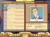 Tabloid Tycoon Windows View, hire, and fire your staff from the staff screen
