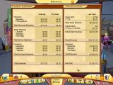 Tabloid Tycoon Windows Check out how your finances are doing on the reports screen.