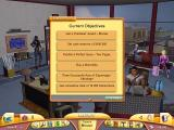 Tabloid Tycoon Windows Your objectives are easily visible.