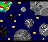 Parasol Stars: The Story of Bubble Bobble III TurboGrafx-16 The planets in trouble