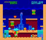 Parasol Stars: The Story of Bubble Bobble III TurboGrafx-16 Juggling four bubbles of water