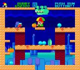 Parasol Stars: The Story of Bubble Bobble III TurboGrafx-16 Carrying a piano