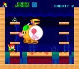 Parasol Stars: The Story of Bubble Bobble III TurboGrafx-16 Boss