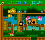 Parasol Stars: The Story of Bubble Bobble III TurboGrafx-16 Look, vampire crows