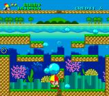 Parasol Stars: The Story of Bubble Bobble III TurboGrafx-16 Managed to get a bubble of water...