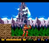 Rastan Saga II TurboGrafx-16 Level 0
