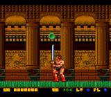 Rastan Saga II TurboGrafx-16 Collect this gem to advance to the next level