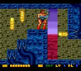 Rastan Saga II TurboGrafx-16 Watch out for the flame jets