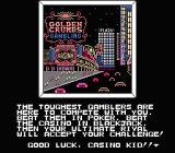 Casino Kid NES Intro