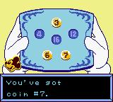 Magical Tetris Challenge Game Boy Color Try collect all the coins before the other competitors make it first! 3 coins left for you now...