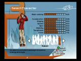 SSX 3 GameCube Select a character