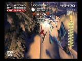 SSX 3 GameCube So far I'm 3rd place in this big air event...
