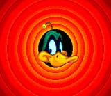 Daffy Duck: The Marvin Missions SNES Daffy picture form title sequence