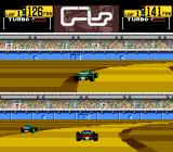 Final Lap Twin TurboGrafx-16 Challenge races are always pretty close