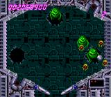 Alien Crush TurboGrafx-16 Bonus Game 2