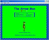 The Arrow Man Windows 3.x Main menu