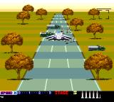 After Burner II TurboGrafx-16 Refueling...