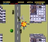 ThunderBlade TurboGrafx-16 Shot in mid-air