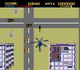 ThunderBlade TurboGrafx-16 In this stage, most ground-based cars and other vehicles do not pose a threat