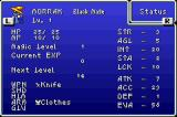 Final Fantasy I & II: Dawn of Souls Game Boy Advance Stats (FF1)